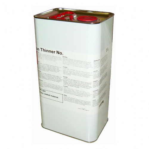 Jotun Thinner No. 10 Polyurethane Paint - 5 Litres